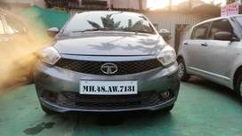 Tata Tiago 2018 Petrol Well Maintained inshowrence expired