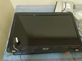 Acer  old laptop display & hp display
