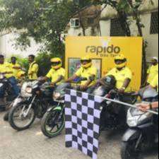 need delivery executive for rapido bike taxi and food delivey