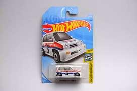 Hot wheels honda city turbo putih