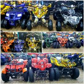 Automatic 107 cc double kids Seat quad atv for sell
