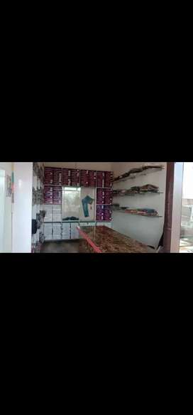 Garments Shop material for sale furniture & Glass