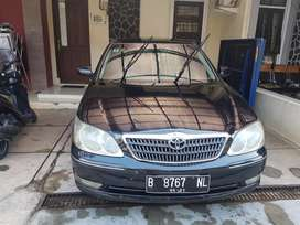 Toyota camry 2005 manual original