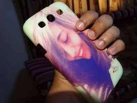 Customise mobile cover