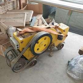 mesin cutting steel