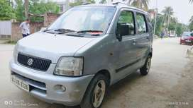 Maruti Suzuki Wagon R VXi BS-III, 2002, Petrol