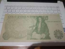 Uang one pound tahun 1642-1727