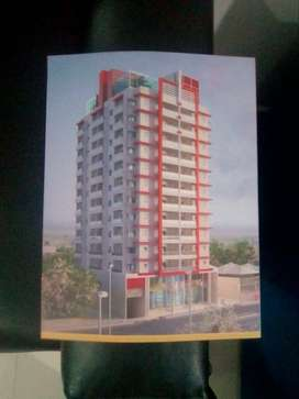 RAJPUT WHITE TOWER GOOD LOCATION FLATS SALE