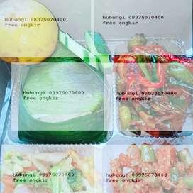 Terima pesanan aneka nasi kotak nasi kuning halal dan nikmat