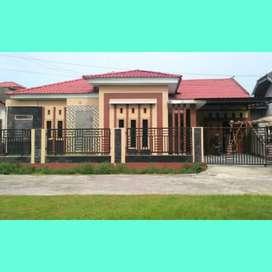 Dijual Rumah mewah dan luas di Jl. Sekolah, Rumbai
