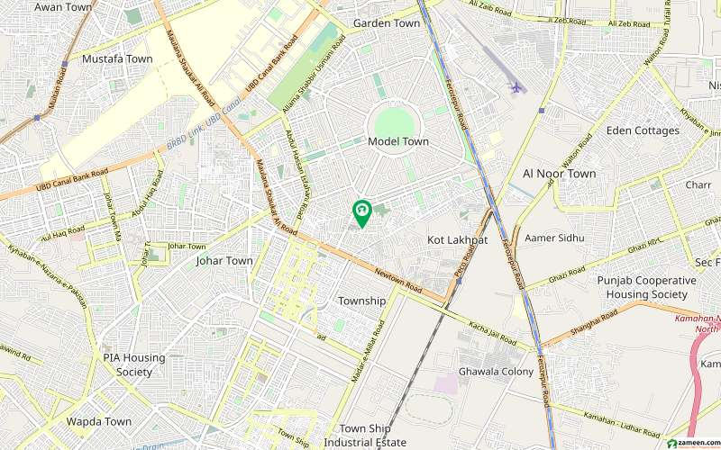House Sized 3.15 Marla Is Available For Sale In Bhatti Colony