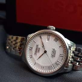 Jam tangan tissot le locle powermatic bukan seiko mido