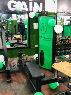 Commercial Gym Equipments Manufacturing Company
