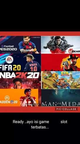Game ps4 / XBOX ONE terbaru 2019/2020