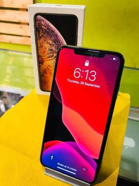 Iphone XS max 256gb physical dual full kit october 23 2020 available