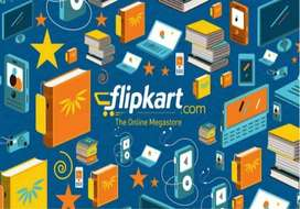 Urgently wanted Delivery Boy Flipkart