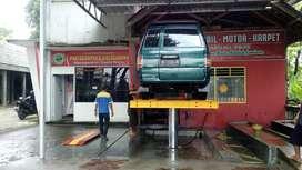 Peralatan car wash Hidrolik type H, BERKUALITAS