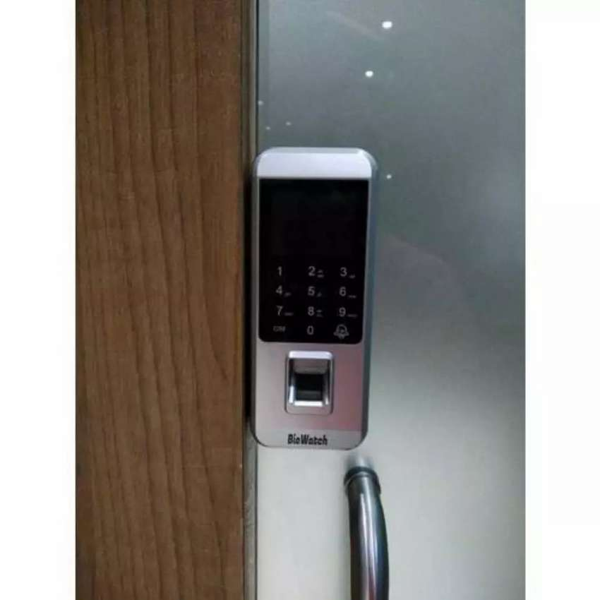 Biometric Electric door lock and access control system