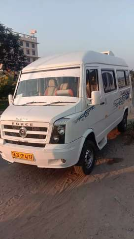 AC tempo traveller Inc 1year FC 2months current