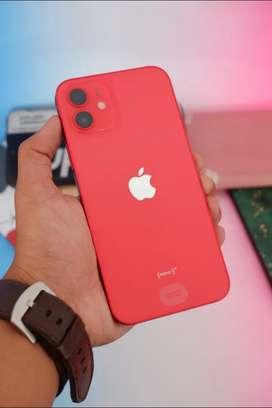 Iphone 12 64gb Red TAM