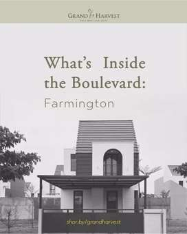 """The New Masterpiece  from Grand Harvest """" Farmington"""" at the Boulevard"""
