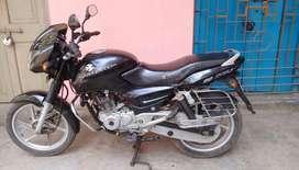 Bajaj Pulsar Dtsi 150cc Motorcycle bike Black