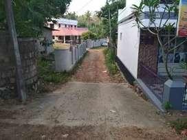pullichira jn 5 +5 cent villa plot,kottiyam mayyanad bus road side