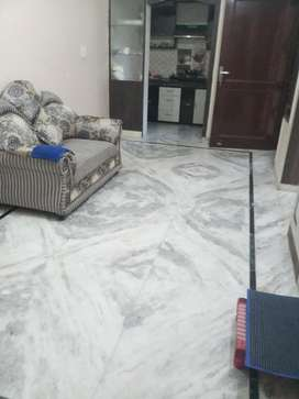 Semi furnished ready to move house for rent