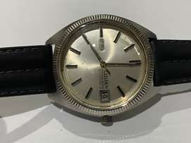 VINTAGE CITIZEN CRYSTAL SEVEN 7 AUTOMATIC GENTS WATCH,1970's