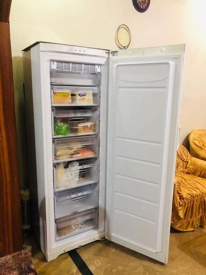 Imported Freezer / Fridge (Best for storing meat) - Indesit 0