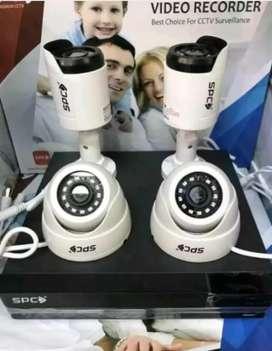 JUAL PAKET CCTV KOMPLIT MURAH GA RIBET