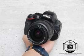 Kamera Nikon D5100 Kit 18-55mm