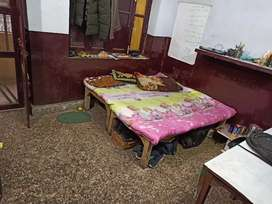 1 room set for employed person