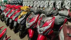 New Honda Dio Bs6 low down payment 11000  only