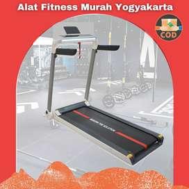 Alat Fitness Treadmill Elektrik Zenius Murah Jogja