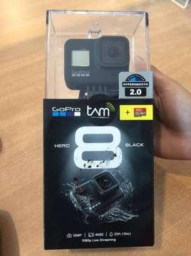 GoPro HERO 8 Black Plus Sandisk Extreme Pro 32GB Ready Cash dan Kredit