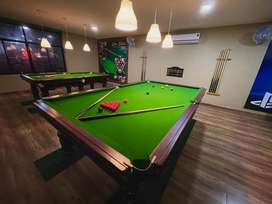 Gaming Tables  Snooker and Pool