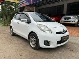 Toyota Yaris 1.5 Manual 2013 TT Jazz Swift Sirion di Bintang Motor