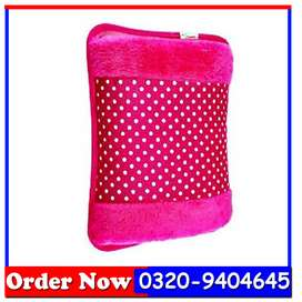 Electric Rechargeable Heating Bottle Heat Hot Water Pad Heating Bag