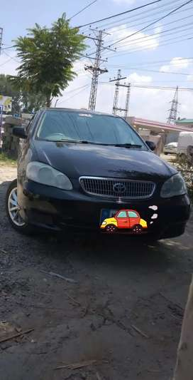 Black Xli, 2007 model, Isb registered