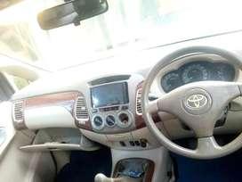 Toyota Innova 2.0 G 8 STR BS-IV, 2005, Diesel
