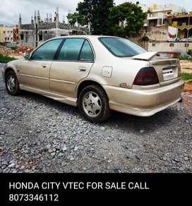 Honda City 2002 VTEC
