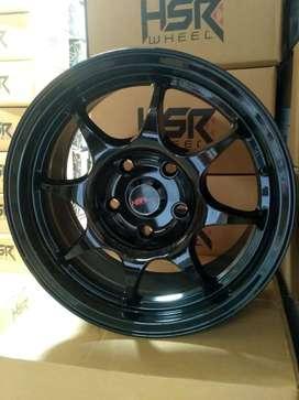 Velg Mobil HSR Ring 15 Untuk Terios Rush Kuda Xpander Ertiga Crv Dll
