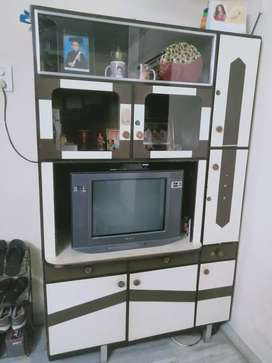 Show Case - TV Unit