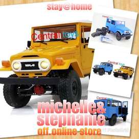 M&S RCCENTRAL29 - 2020 WPL C34 RTR 1/16 2.4Ghz Rc Off Road Toyota FJ40