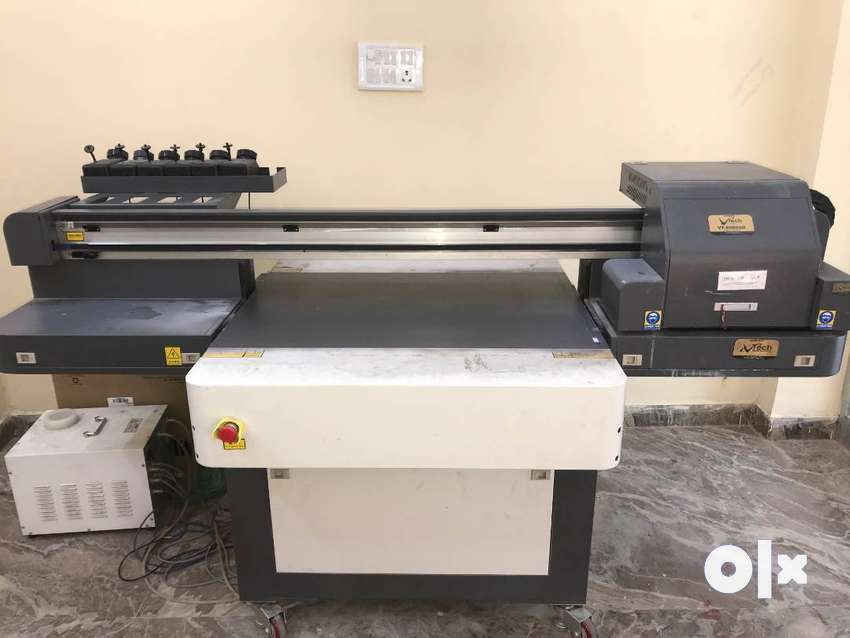 3 Months Old, UV FlatBed 2*3 Square Feet Printing Machine 0