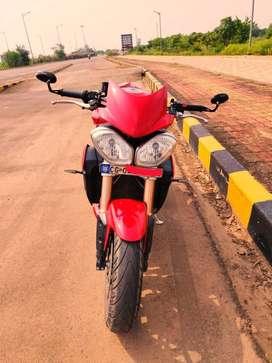 Triumph Speed Triple-The Ultimate Street Fighter Bike