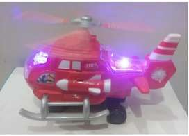 Mainan Helicopter Battery Operated