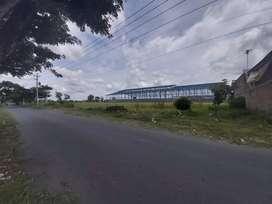 TANAH kawasan INDUSTRI & PERGUDANGAN di Ndagen Palur Karanganyar Solo