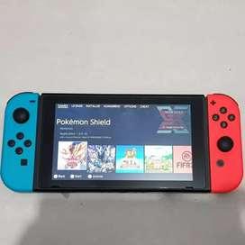 Nintendo Switch Neon Fullgame 128Gb SX Pro